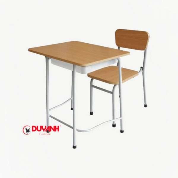 Bàn ghế học sinh đơn