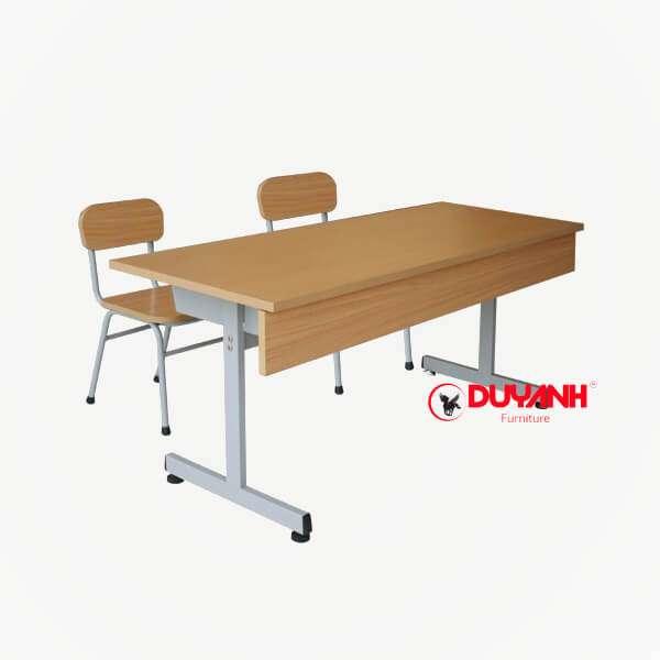 Bàn ghế học sinh ngăn bàn sắt