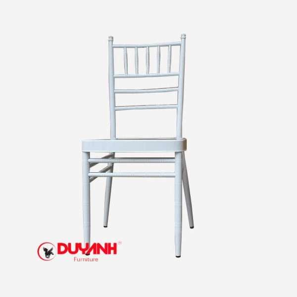 ghế chiavari tiffany nhập khẩu màu trắng