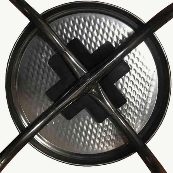 ghế đôn inox tròn phi 19