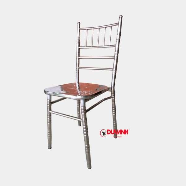 ghế chiavari tiffany inox đốt trúc giá rẻ cho đám cưới