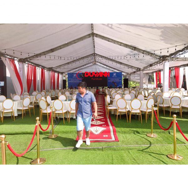 Ghế Louis đám cưới