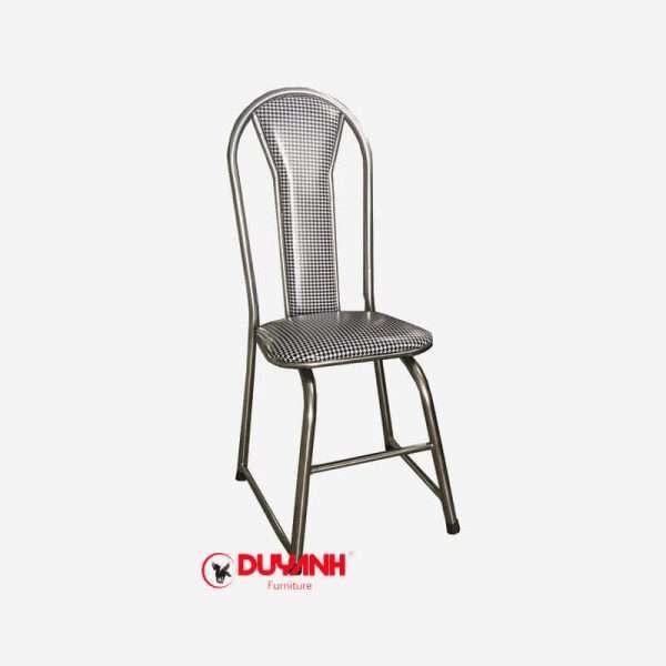 Ghế inox 2 lan tĩnh xếp chồng